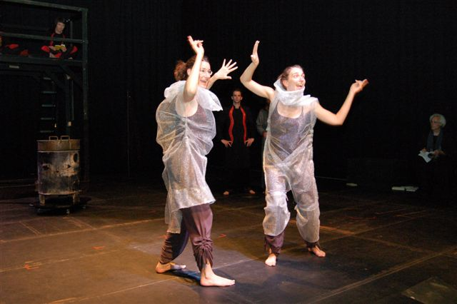 Theatergruppe Handstand