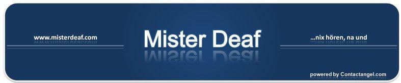 Mister Deaf