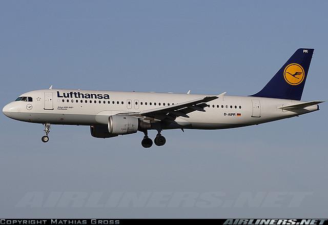 Lufthansa-Sonderprojekt 2008