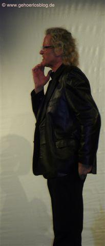 MM Manfred Mertz bei seiner 1. Filmpremiere