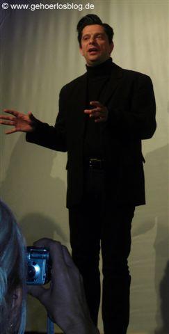 Musiker Johannes Bernd