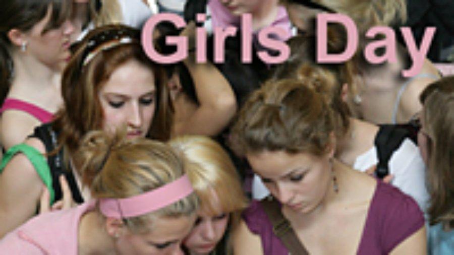 Girls Day 2010 mit gehörlosen Mädchen