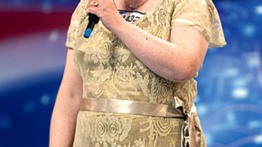 Berühmte Sängerin im Westen - dank der Talentshow in Großbritannien