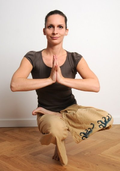 Yoga-Workshop für Gehörlose in Frankenthal