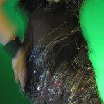 Gehörlose Bauchtänzerin Judith Ayn
