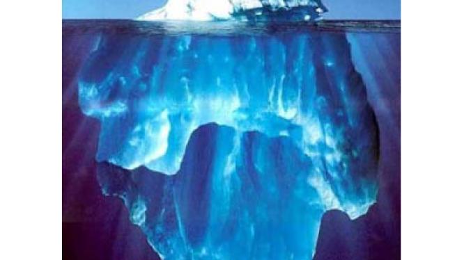 Barrierefreiheit Eisbergspitze