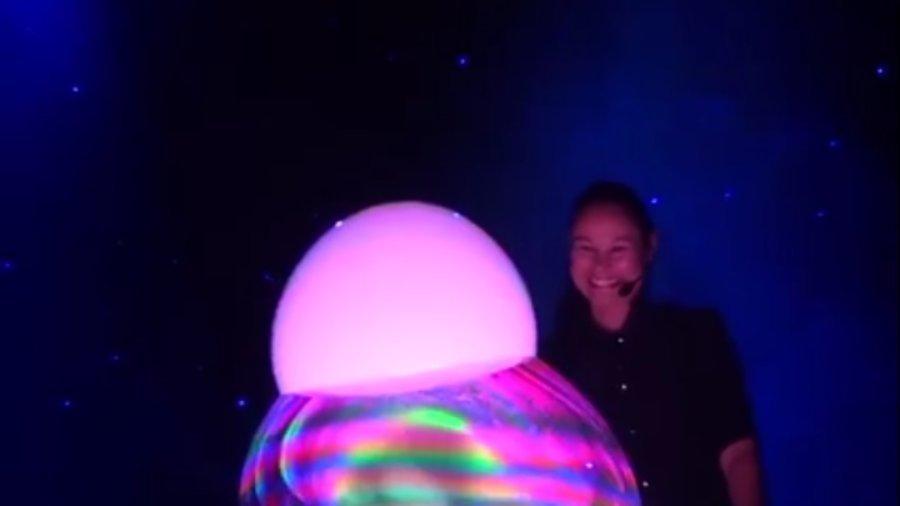 Seifenblasen - Musik für die Augen