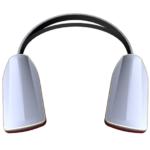 Deaf Music Collar 2. Entwurf