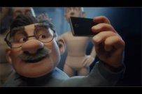 Animationsfilm Anuncio Loteria de Navidad