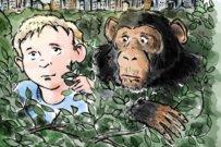 """Buchvorstellung und Gewinnspiel """"Adam der Affe"""""""