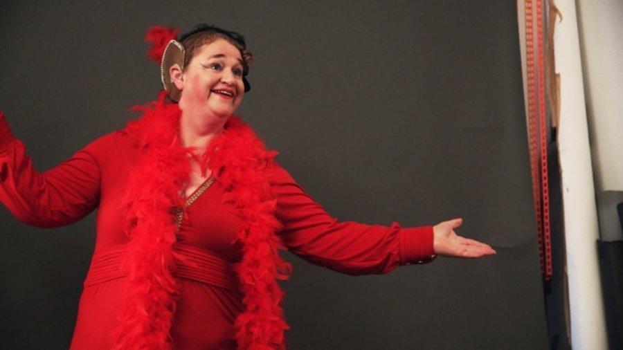 Rosana Comedy alias Simone Lönne