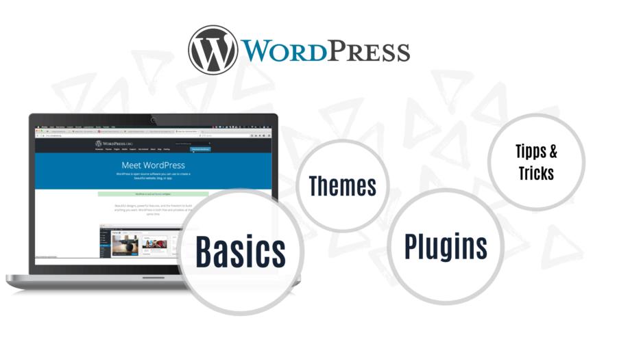 Online-Kurs zu Wordpress von Pascal Bajurat