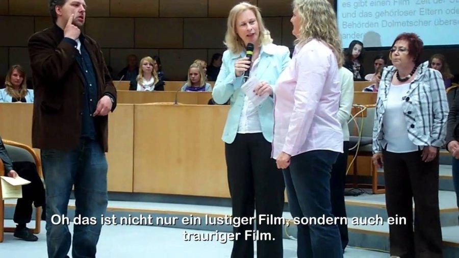 Video über Verena Künne beim Girls Day 2010 im Landtag NRW