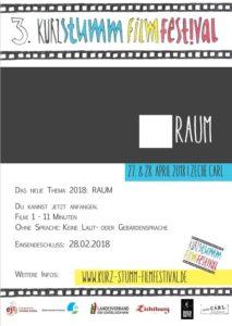 KURZstummfilmfestival 2018
