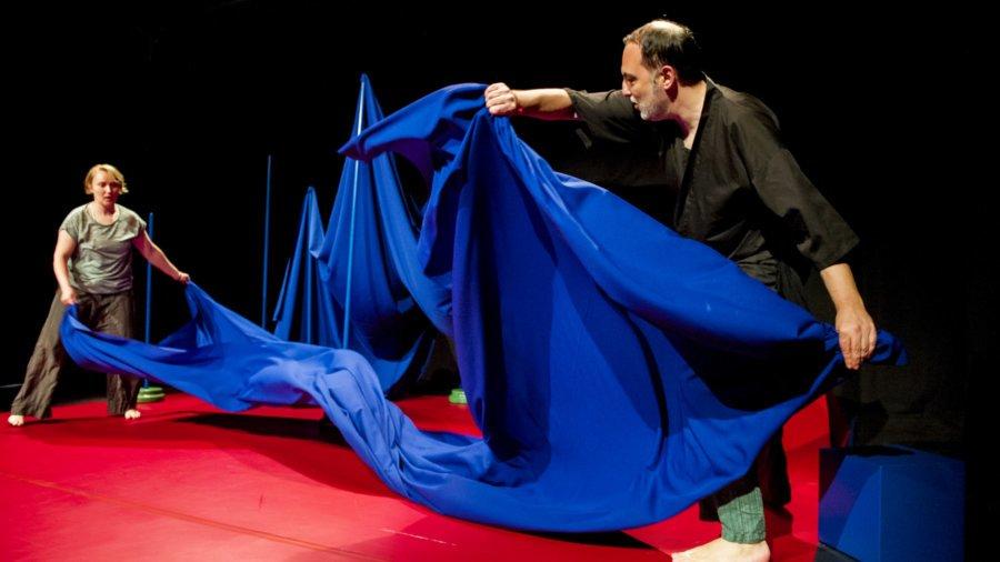 Compagnie Augenmusik Theaterprojekt: (c) Katrin Schander