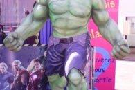 Der unglaublich schwerhörige Hulk Lou Ferrigno